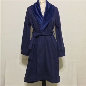 355ce74534 NWT UGG DUFFIELD DOUBLE KNIT PLUSH LINED ROBE L